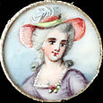 Ladies_painted_on_buttons_femme_sur_bout_5