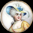 Ladies_painted_on_buttons_femme_sur_bout_6