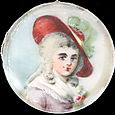 Ladies_painted_on_buttons_femme_sur_bout_8