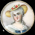 Ladies_painted_on_buttons_femme_sur_bout_9