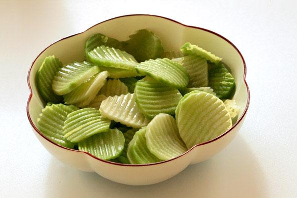 Green meat yuzu juice