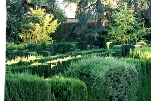 Labyrinthe seville Labyrinth Labirinto
