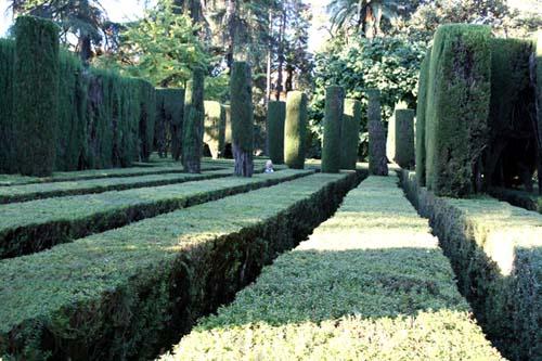 Labyrinth Ann Kenny Seville Labiinto