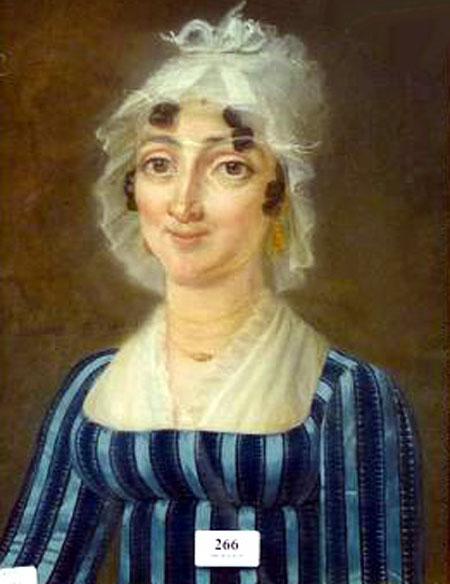 André Claude Boissier portrait pastel 1814