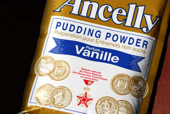 Pudding powder Ancelly