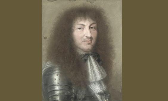 Louis XIV Robert Nanteuil