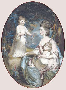 Daniel Gardner Emma Colebrooke, comtesse de Tankerville Christie's 07 2009
