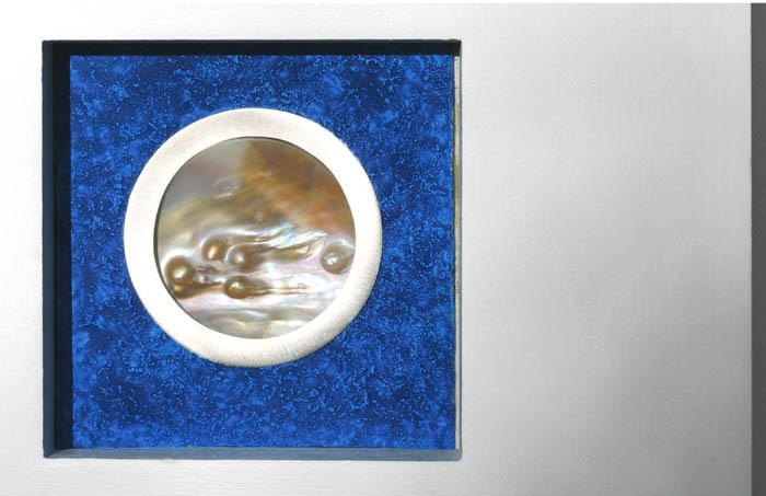 Wild beach Peggy Berghaeuser-Rottler  mer bleue  b 02 g 2009