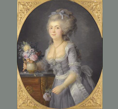 Anne Vallayer-Coster Adelaide Auguié