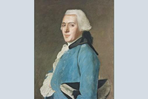 Liotard portrait de John Mount Stuart