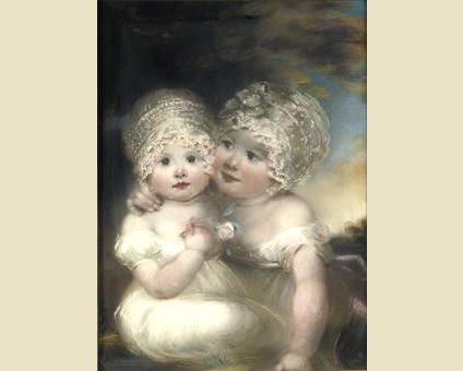 John Russel Ann et Marie Russel