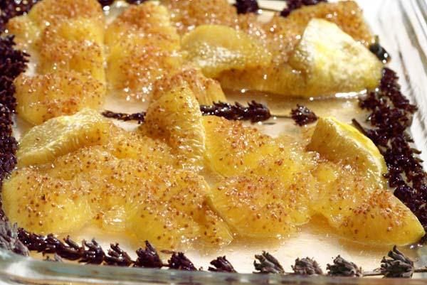 Fig and honey  figues au miel et lavande
