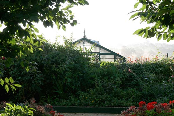 Greenhouse serre