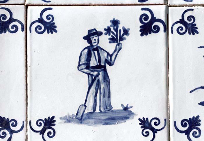 Gardener jardinier jaridhero