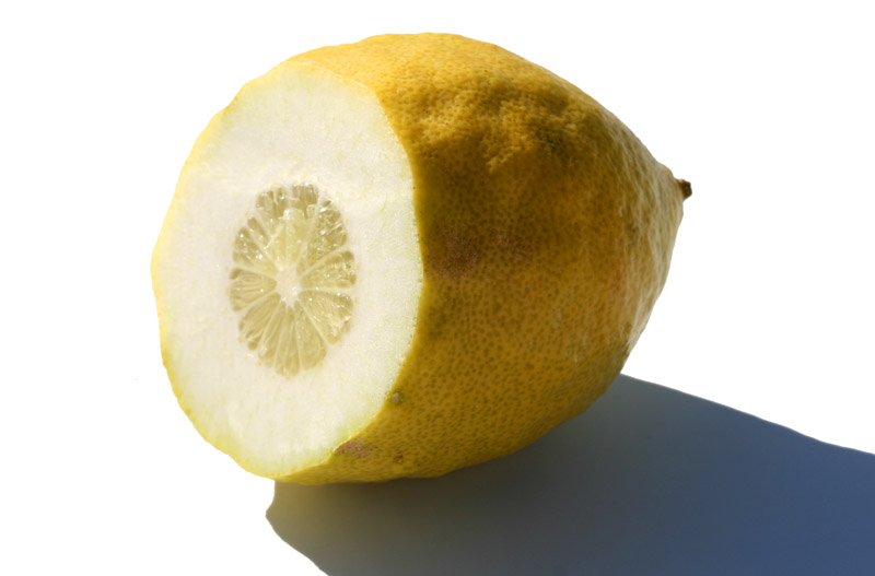 Cedrat cedro citron etrog
