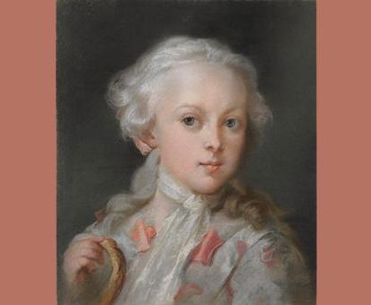 Portrait enfant venise  christies 2010
