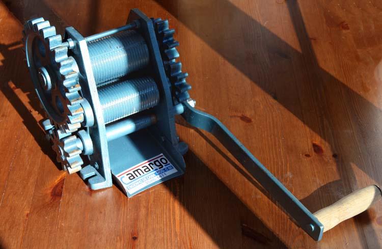 Moulin canne presse canne camargo c60