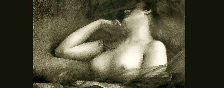 Delphine Enjolras panorama salon 1900