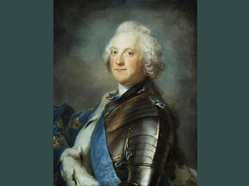 Gustav Lundberg Adolphe Frédéric de Suède