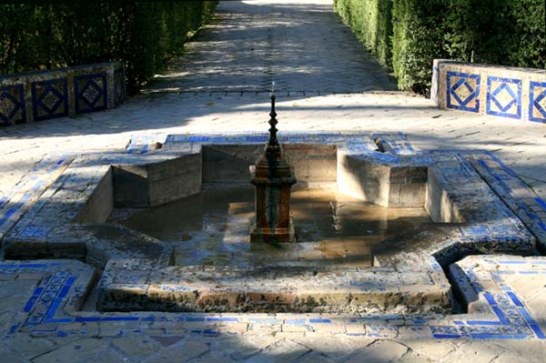 Fontaine seville 1 s