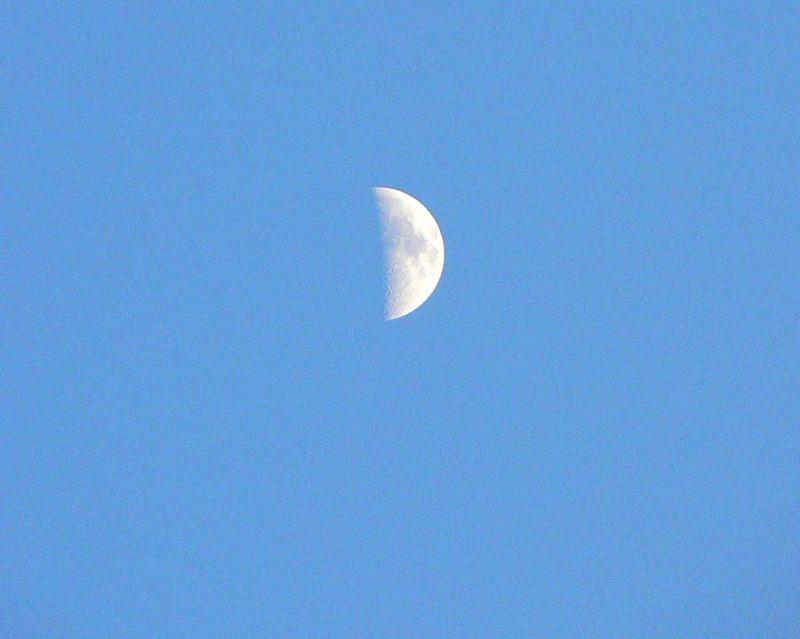 Moon 月球 lua lune