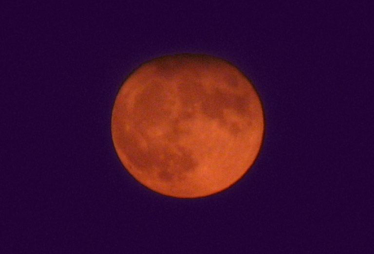 Full moon pleine lune 月球 月