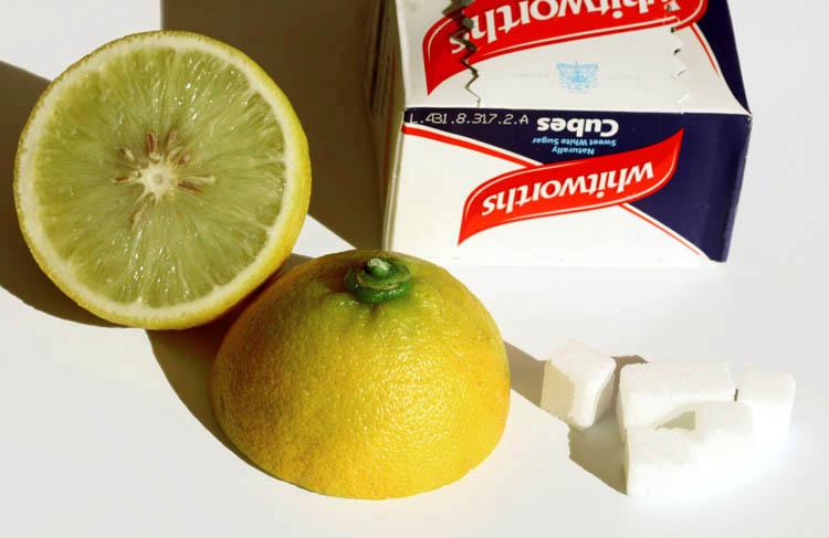 Bergamo sugar ベルガモット