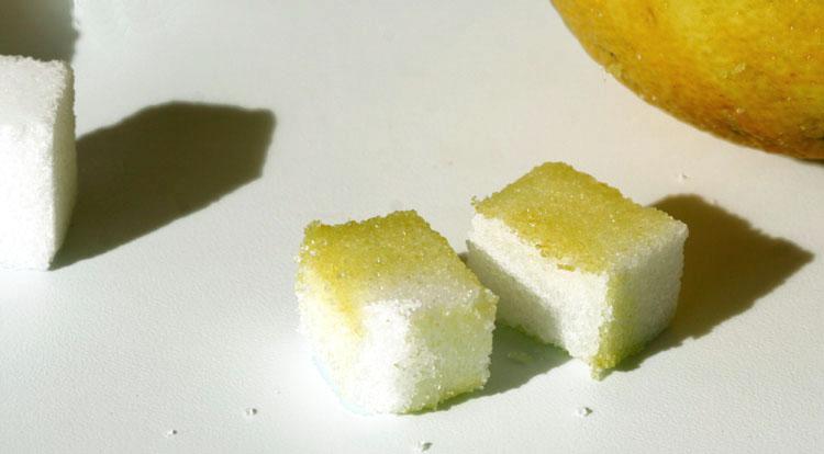 Bergamo sugar ベルガモット sucre