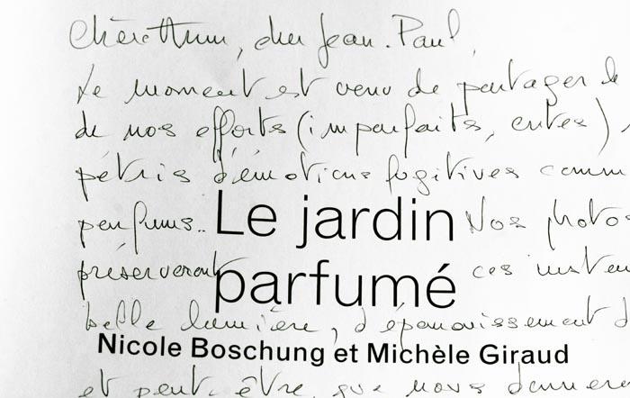 Dédicace Nicole Boschung