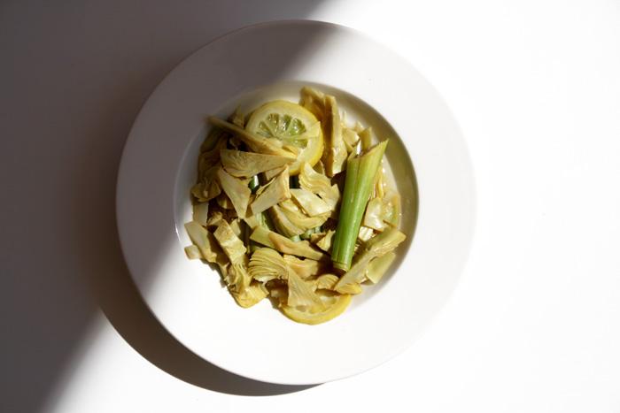 アーティチョーク レモングラス lemongrass artichaut citronnelle Capim-limão