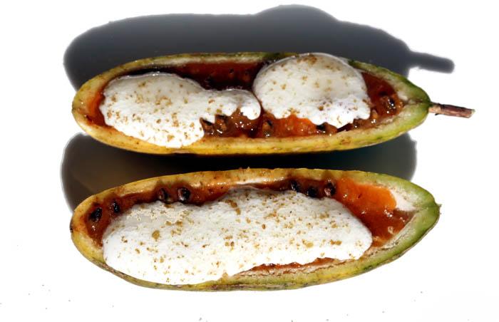 Curuba maracuja banana passionfruit