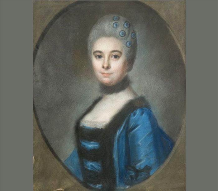 Marie Madeleine Barentin, comtesse de Maumigny