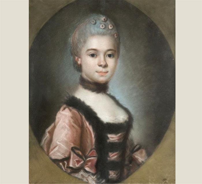 Louise Madelaine Charlotte Barentin