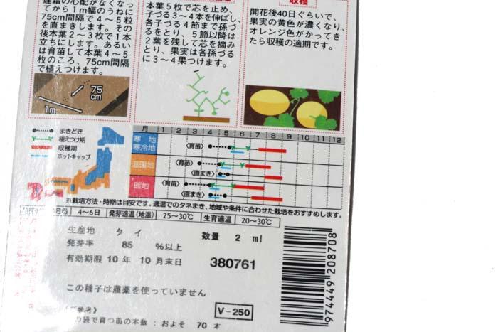 Melon makuwa Makino 真桑瓜