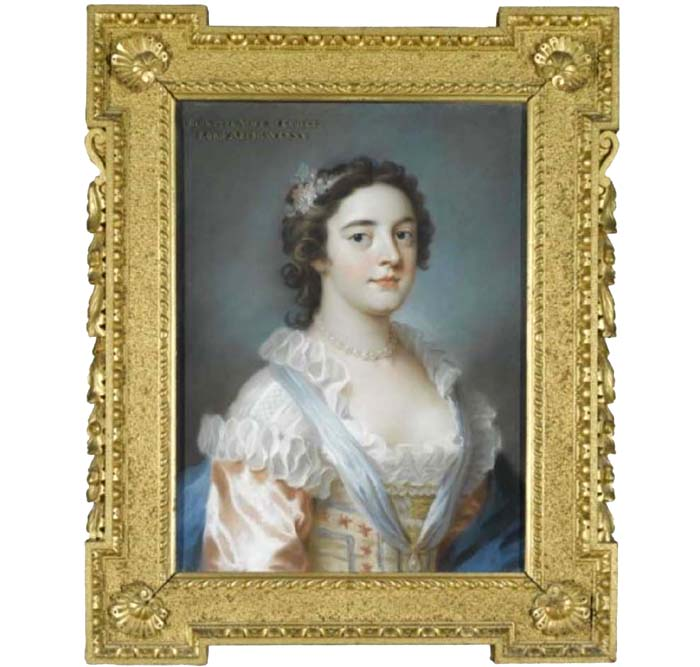 HENRIETTA OF ABERGAVENNY WILLIAM HOARE OF BATH