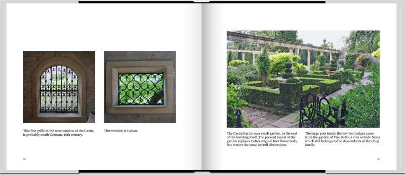 La casita Mr Peto's Amazing Garden The Art Treasures of Iford Manor