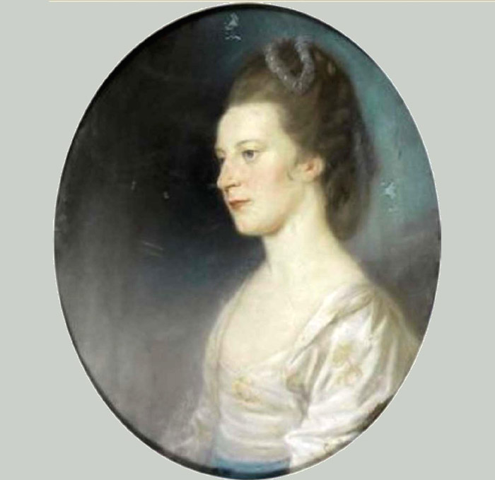 Margaret Peggy Wale 1743-1815
