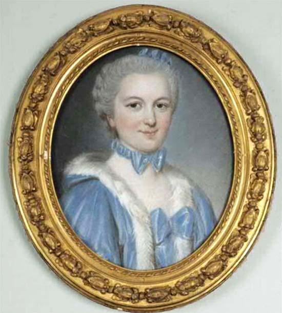 Madame Louis Flobert par Anne Catherine Gouault