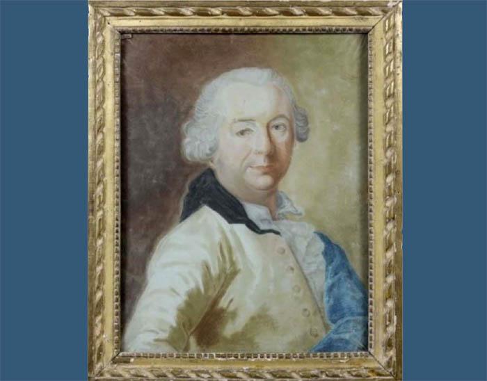 Portrait du baron de Rupalley, Beaussant-Lefèvre 2010