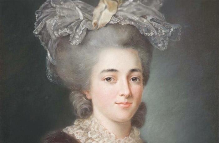 Adélaïde Labille-Guiard Portrait de femme artcurial 2010
