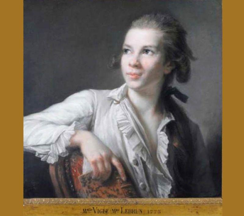 De Roissy Vigée Lebrun 1775