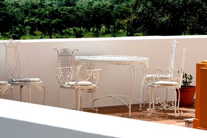 Garden furniture mobilier d'été