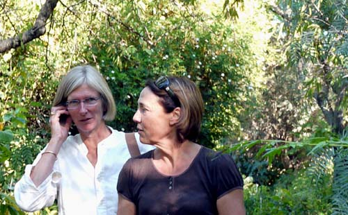 Michèle Jaspar chez Dietfrid Kranich Viveiro