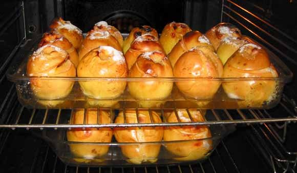 Baked quince1