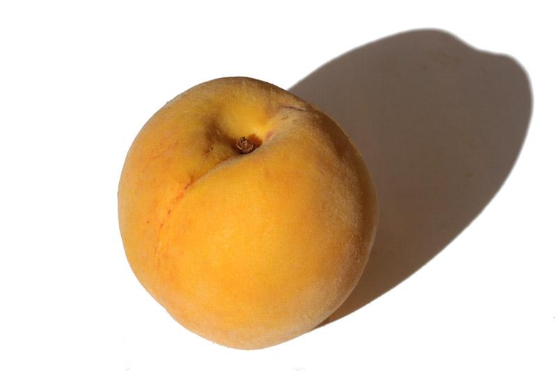 Melocotón de Calanda peche jaune Calanda