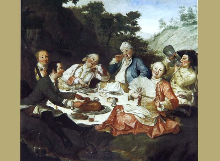 Pique nique Queluz picnic