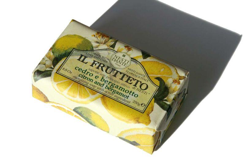 Il frutero citrus soap savon