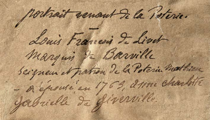 François louis de livet marquis de Barville 2
