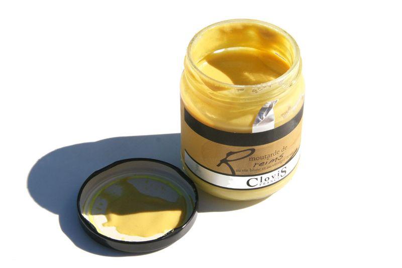 Moutarde de Reims clovis