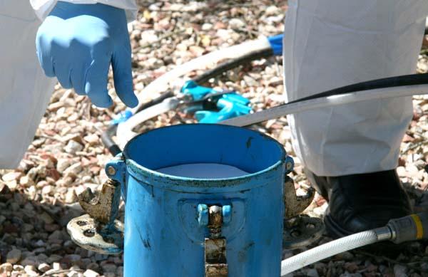Biopalm fermeture pulverisateur